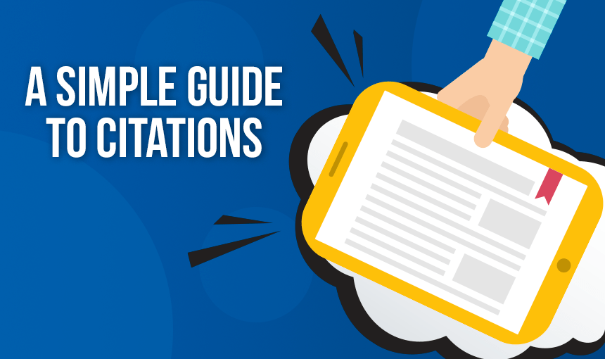 A Simple Guide to Citations