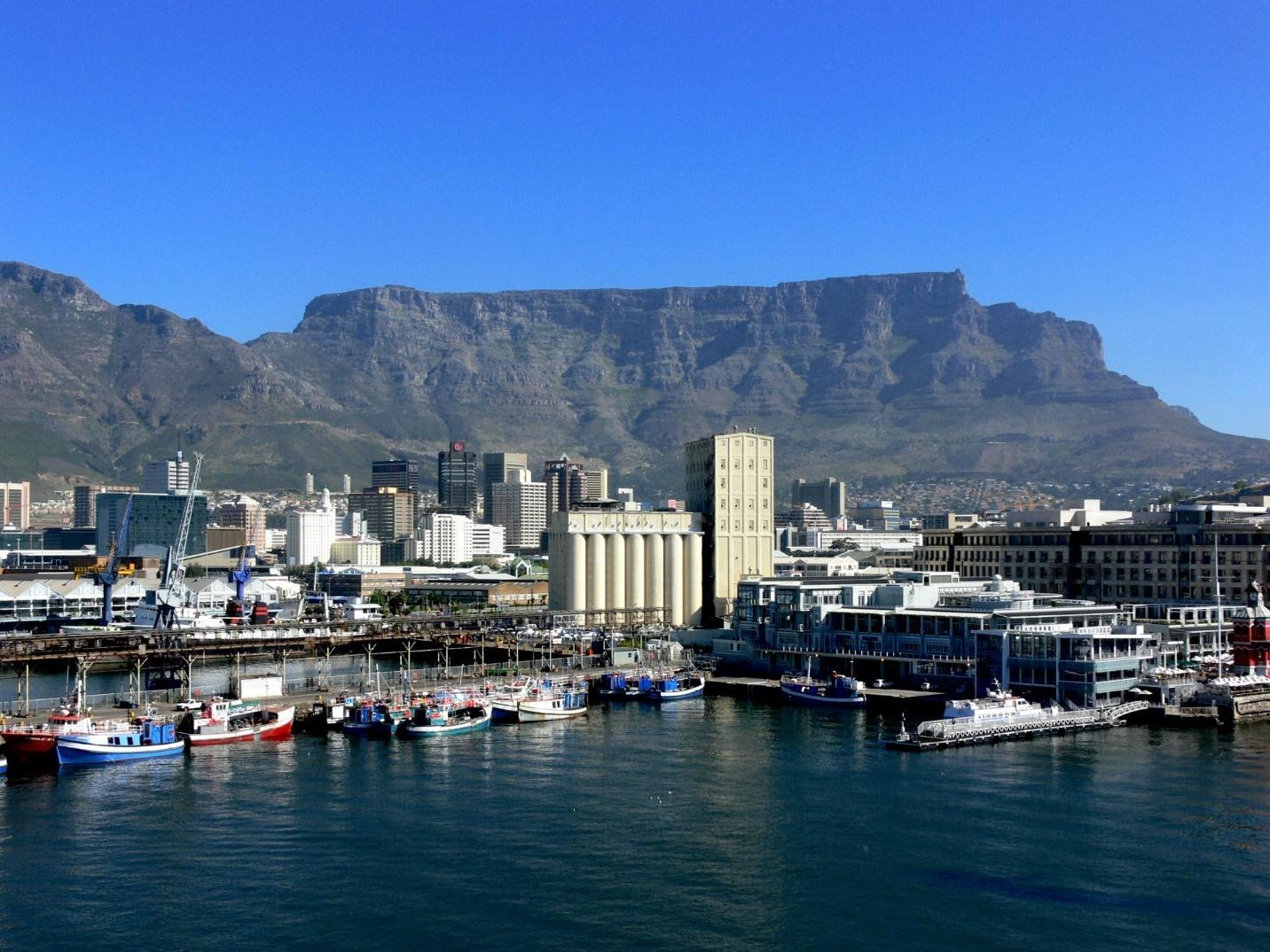 Cape Town V and A Waterfront