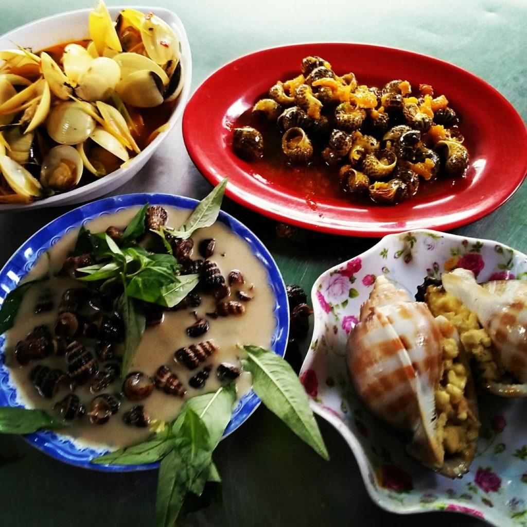 Vietnam Shellfish