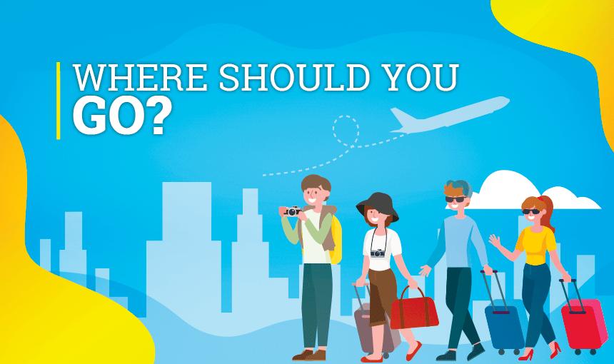 Where Should You Go?