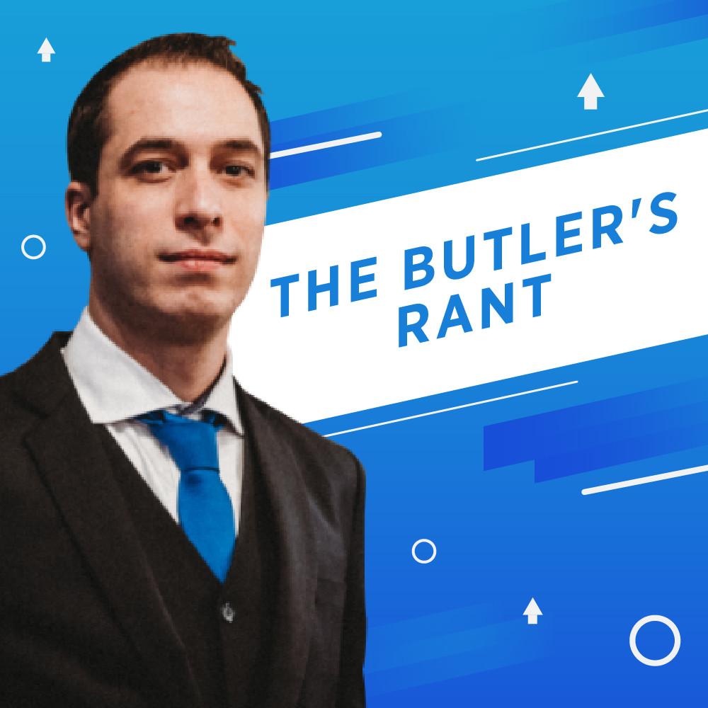 The Butler's Rant Jonathan Kiekbusch