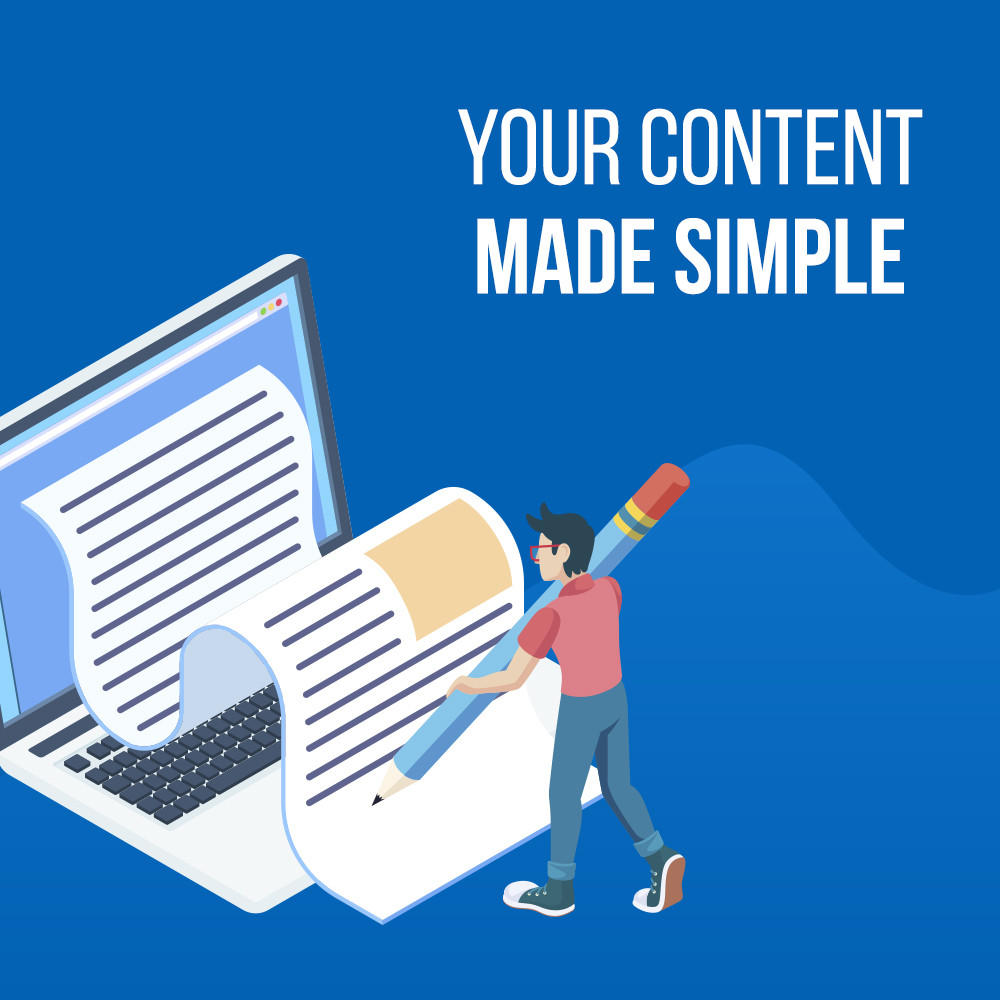 Your Content, Made Simple