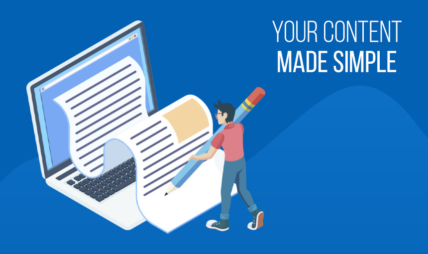Your Content Made Simple