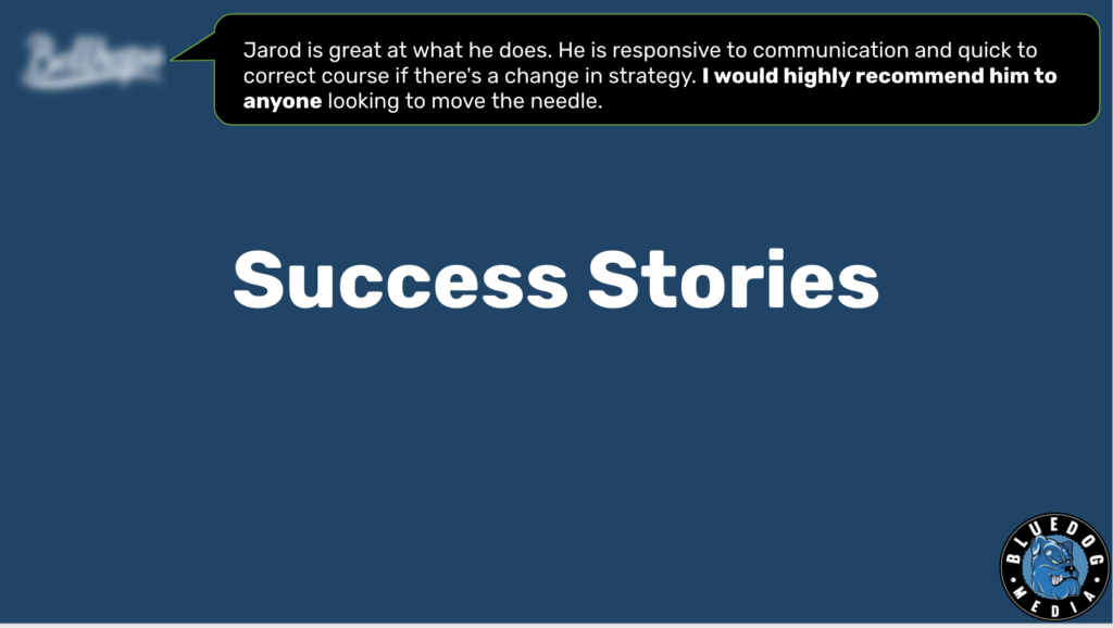 Success Stories SEO