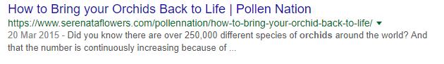 Pollen Nation Meta