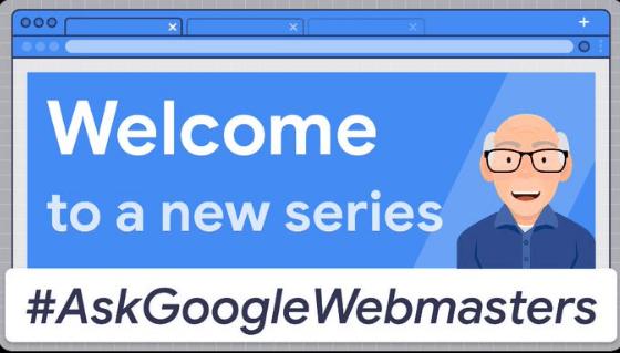 AskGoogleWebmasters