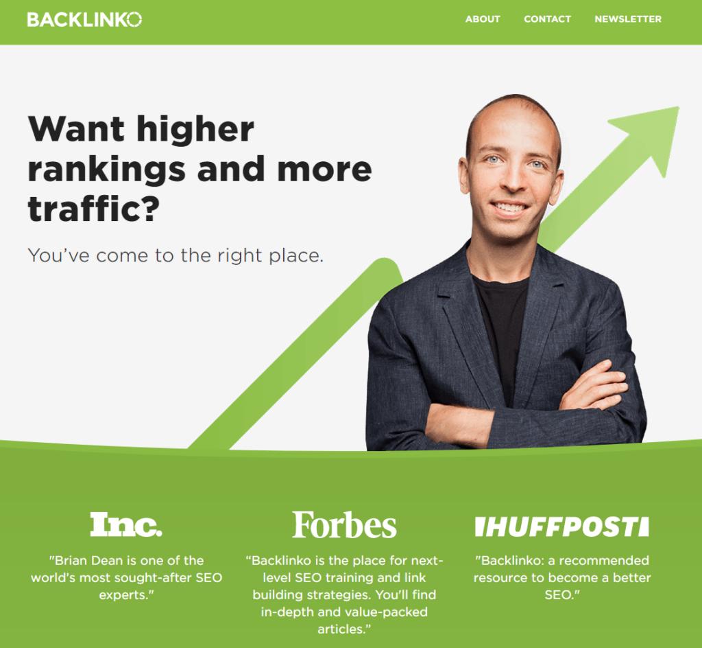 Backlinko Blog