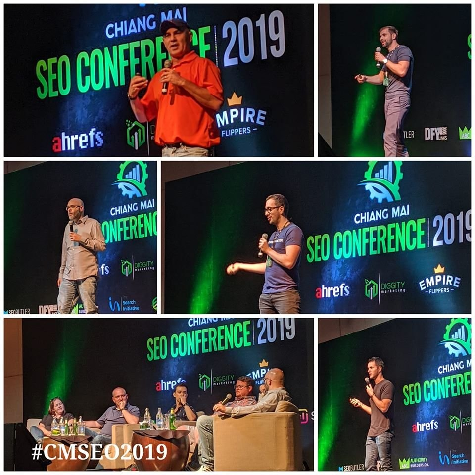CMSEO 2019 Day 2 Speakers