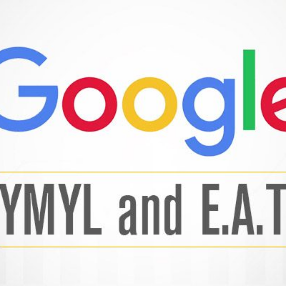 YMYL and EAT