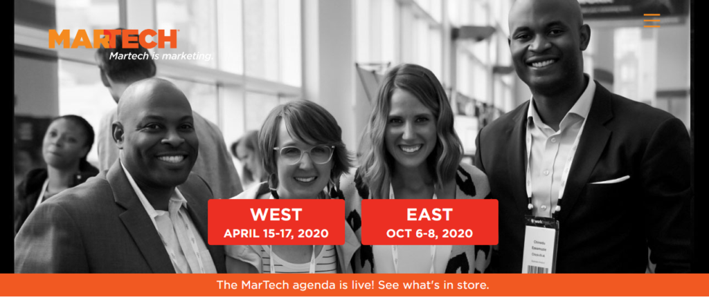 Martech Conference Image