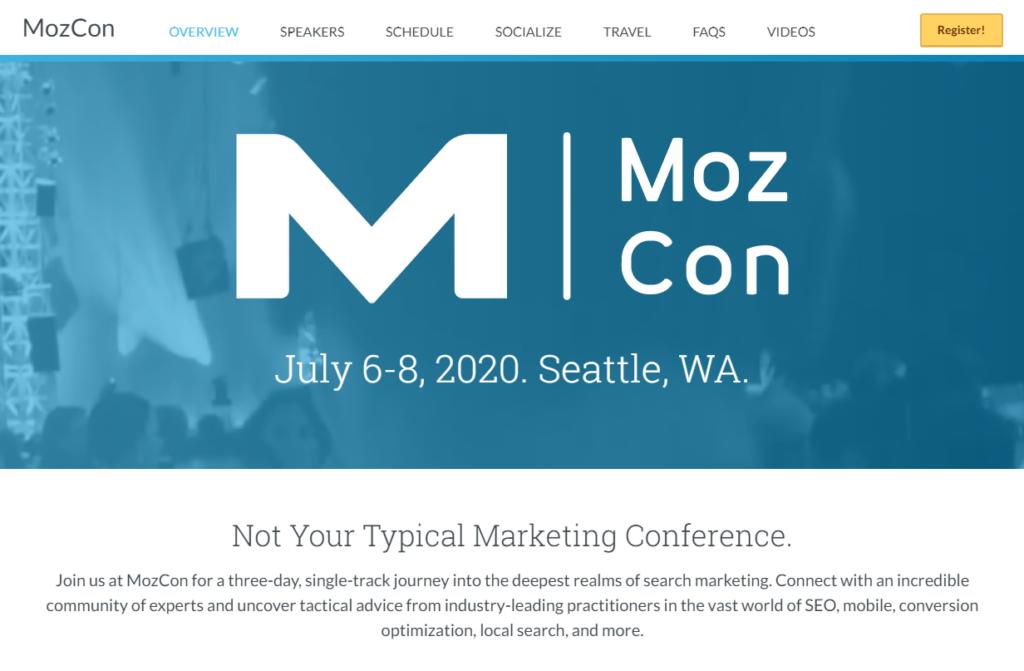 MozCon Image