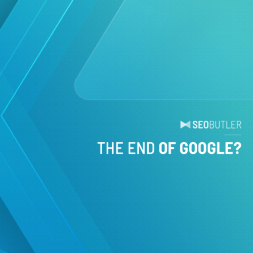 The End of Google?