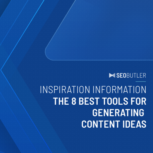 8 Tools for Generating Content