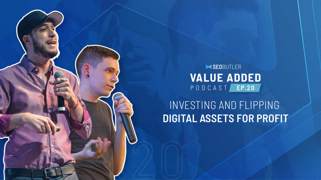 Investing and flipping digital assets for profit featured image.