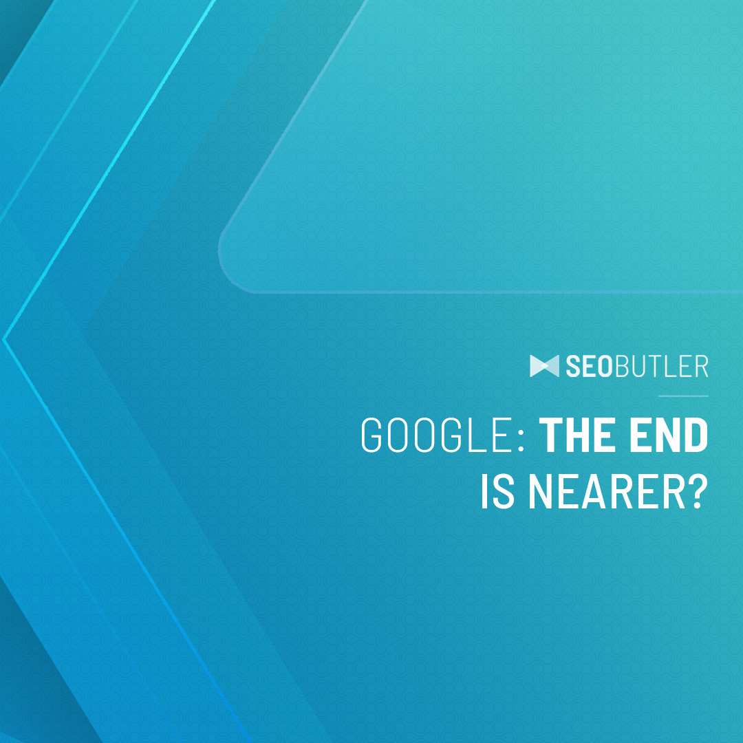 Google: The End is Nearer? Featured Image