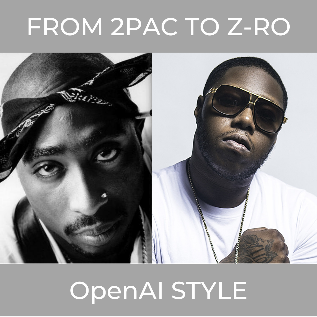 2Pac vs Z-Ro